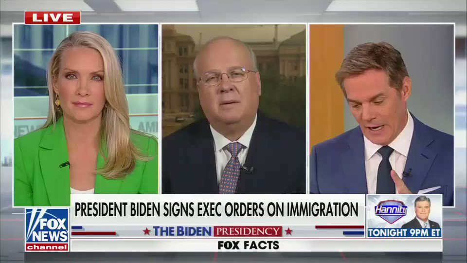 """Karl Rove on Biden speech: """"The racism thing to me is -- I was offended"""""""