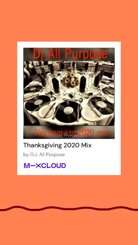 Musical journey on me!  #Thanksgiving2020 mix    #Rnb