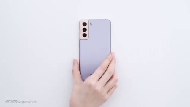 Available in different styles.. i love it   #SamsungUnpacked