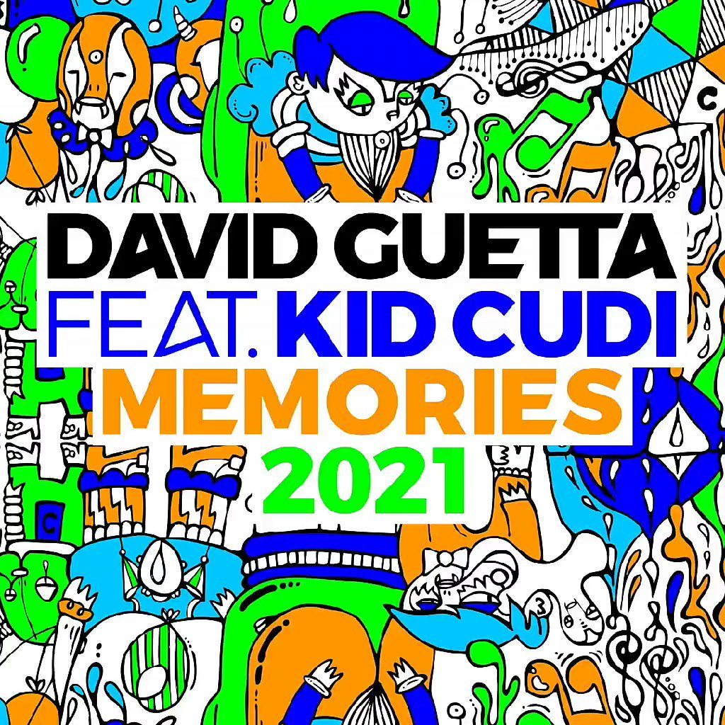 Bucle Infinito con #DavidGuetta #KifCudi #Memories2021 #Remix #House #Electro #Anthem #Hits2021 #NewReleases #NewHits