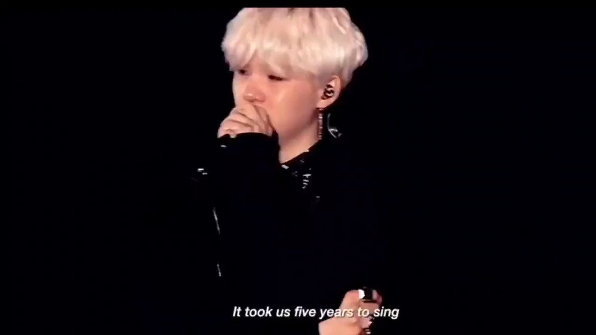 Thank you for 8 years with you We love you Yoongi You are a Legend and a Genius 💜 8 years today since BigHit announced Suga as a member of BTS #YOONGI #BTS #SUGA @BTS_twt @BTS_twt #8yearswithyoongi #8YearswithSuga