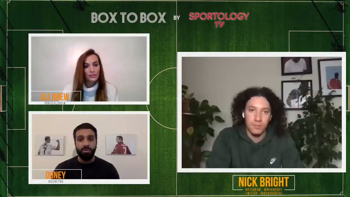 """ICYMI Box to Box Ep with @NickBrightDJ   🗣️ """"When he's in the press conference's, when he's talking to people, the way he is on the touchline, he says and does the right things.""""  ⚽️Is Mikel Arteta the right manager for Arsenal?  📹 Full vid -   #ArsenalFC"""