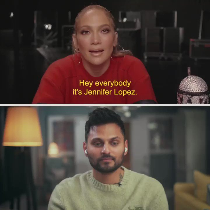 Look who's talking. 👀 Catch @JLo and purpose coach @JayShettyIW in the first episode of #CoachConversations, launching on the Coach @YouTube channel tomorrow. Click here to set a reminder to watch: . #CoachNY
