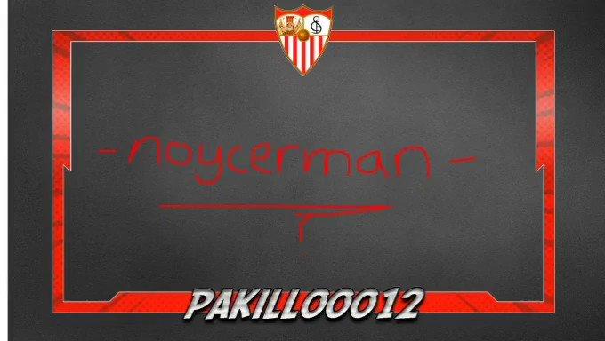 Listo para que juegues @Fortnite_ES con tu overlay del #SevillaFC #WeareSevilla @Pakillooo12  #NuncaTeRindas !!!
