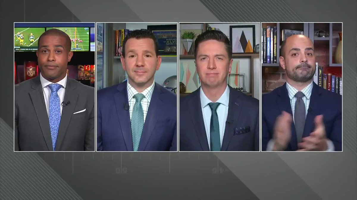 From NFL Now on @nflnetworkas the news hit on the #Eagles hiring Nick Sirianni as their new head coach and @PatrickClaybon failed my pop quiz on Sirianni's hometown of Jamestown, NY.