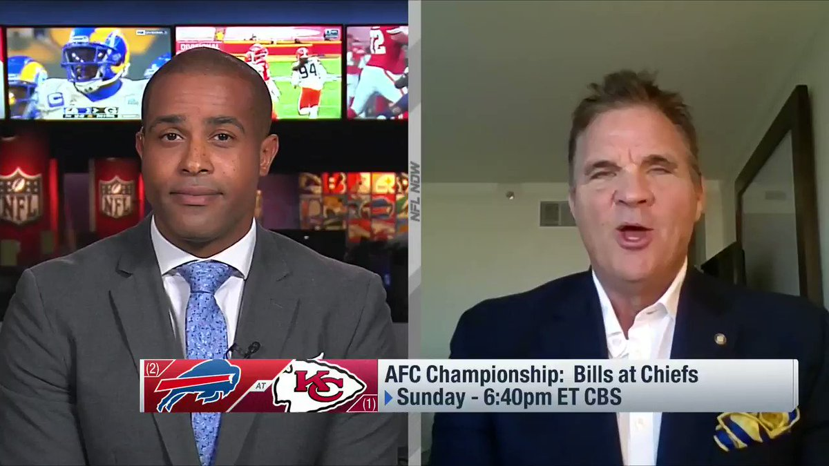 @BuffaloBills v @Chiefs and @JoshAllenQB has got to be ready for a blitz package that limited him back in wk 6. He certainly has the ability and the fire power to make the #Chiefs pay when they do pressure him. The GAME within the GAME #BaldysBreakdowns
