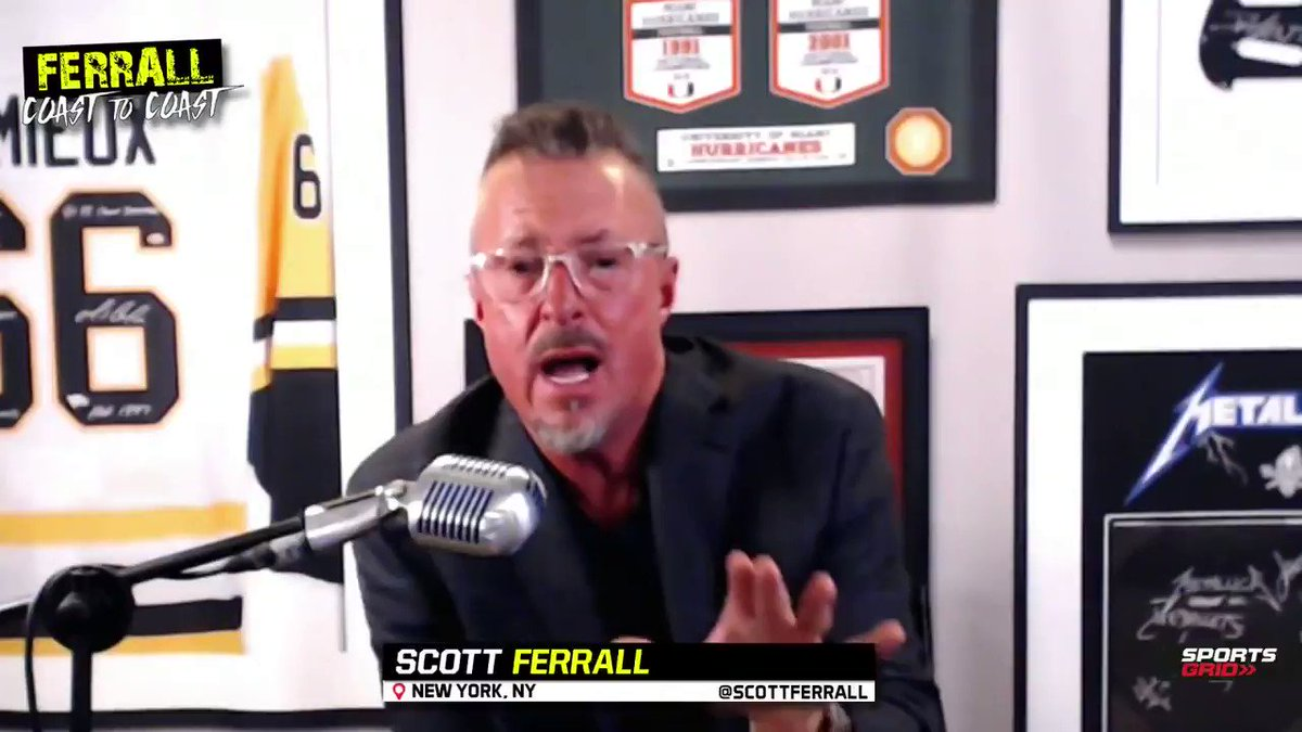 """On yesterday's show @SpittinSPEEDZ told @ScottFerrall he thinks it'll be tough for Tampa in Green Bay  Watch an all new """"Ferrall Coast to Coast"""" at 4PM ET/1PM PT on @SportsGrid, @SportsGridRadio, @1090TheMightier & @SIRIUSXM Ch. 204!! https://t.co/cyYbR1KCbN"""