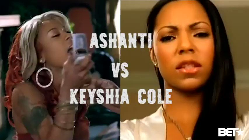 Let's settle this now! What was the better 'Break Up' song?? I Should Have Cheated vs Foolish 💔 #Verzuz #Ashanti #KeyshiaCole
