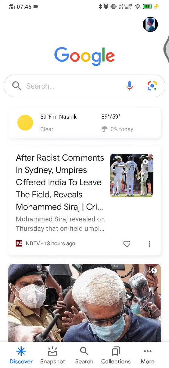 It's amazing 😍😍.   #IndianCricketTeam #BCCI #AUSvIND #indiancricket #IndianCricketer #virendersehwag #wasimjaffer @virendersehwag @WasimJaffer14 #GoogleDoodle #thanksgoogle #sundar_pichai @sundarpichai #MI