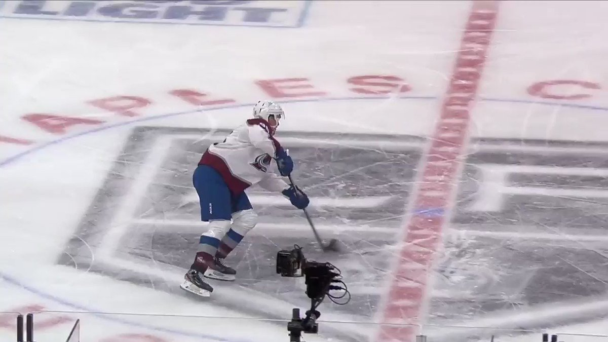 Nathan MacKinnon: Really good at hockey. Like really, really good.   #NHLonSN #ItsOn