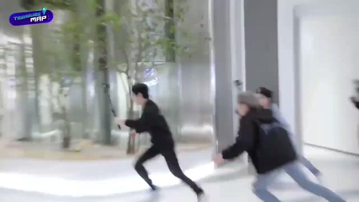 Hyunsuk lutang moment 😂  #TREASURE_MAP_S2 @treasuremembers