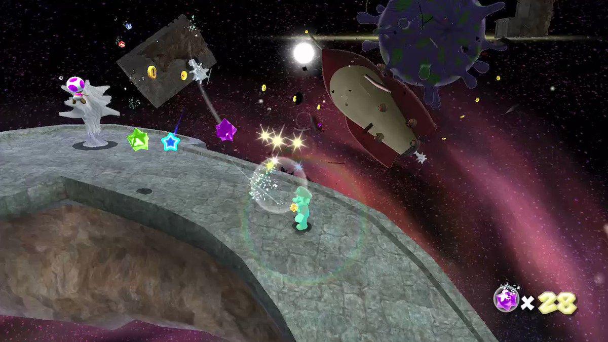 #SuperMario3DAllStars #NintendoSwitch Dam :(