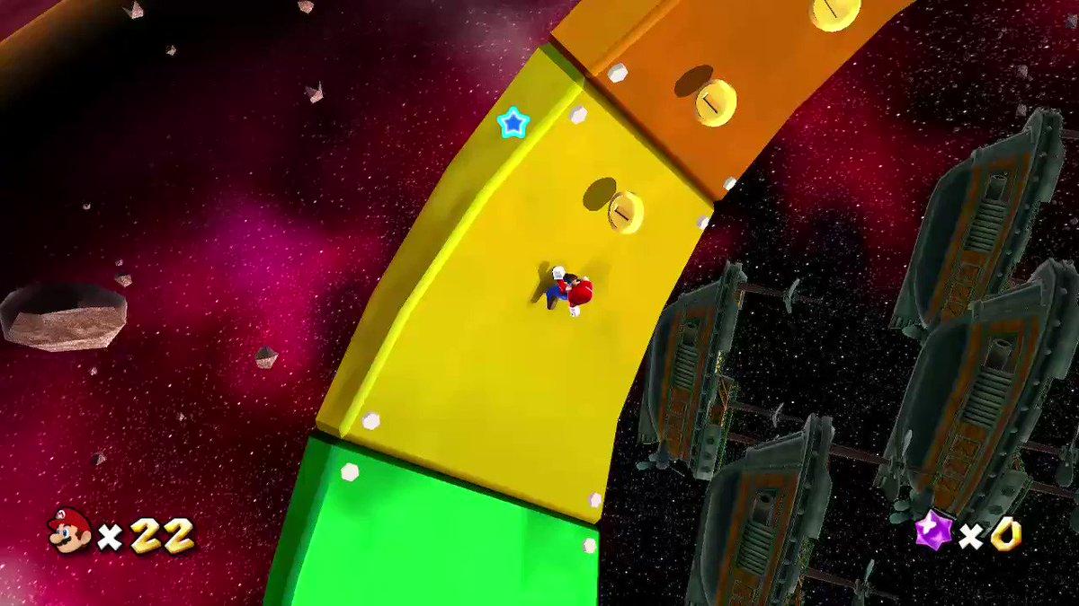 speedrun tech #SuperMario3DAllStars #NintendoSwitch