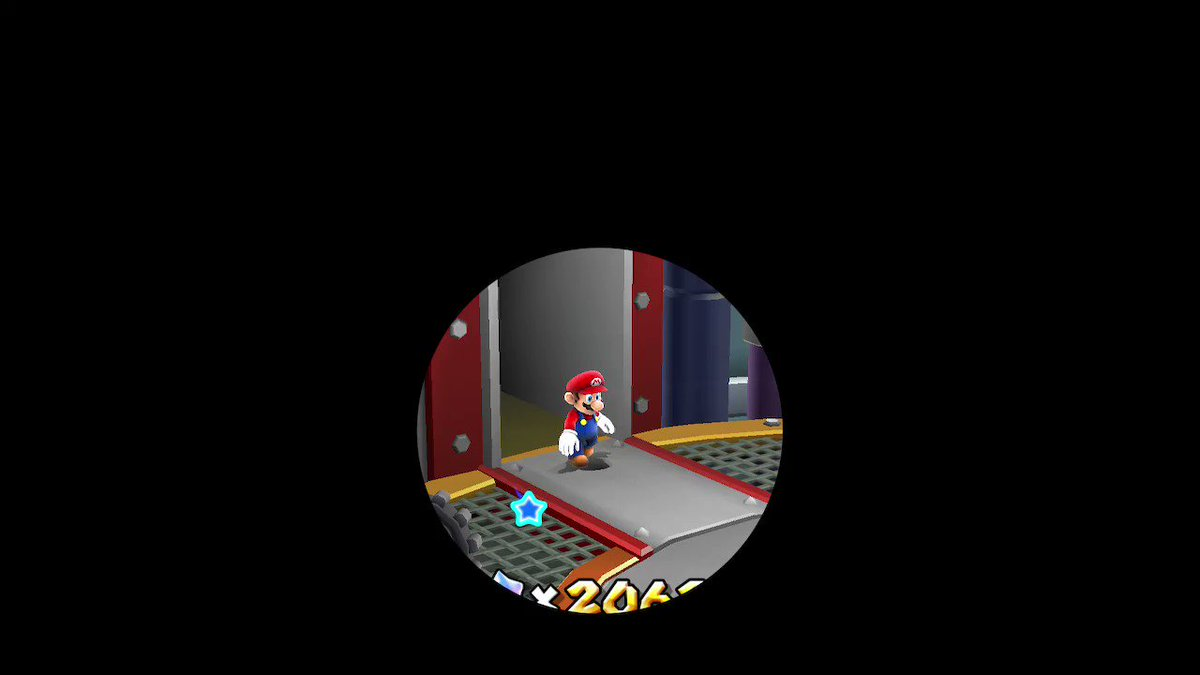 Here we go. :O #Nintendo #SuperMarioGalaxy #SuperMario3DAllStars #NintendoSwitch