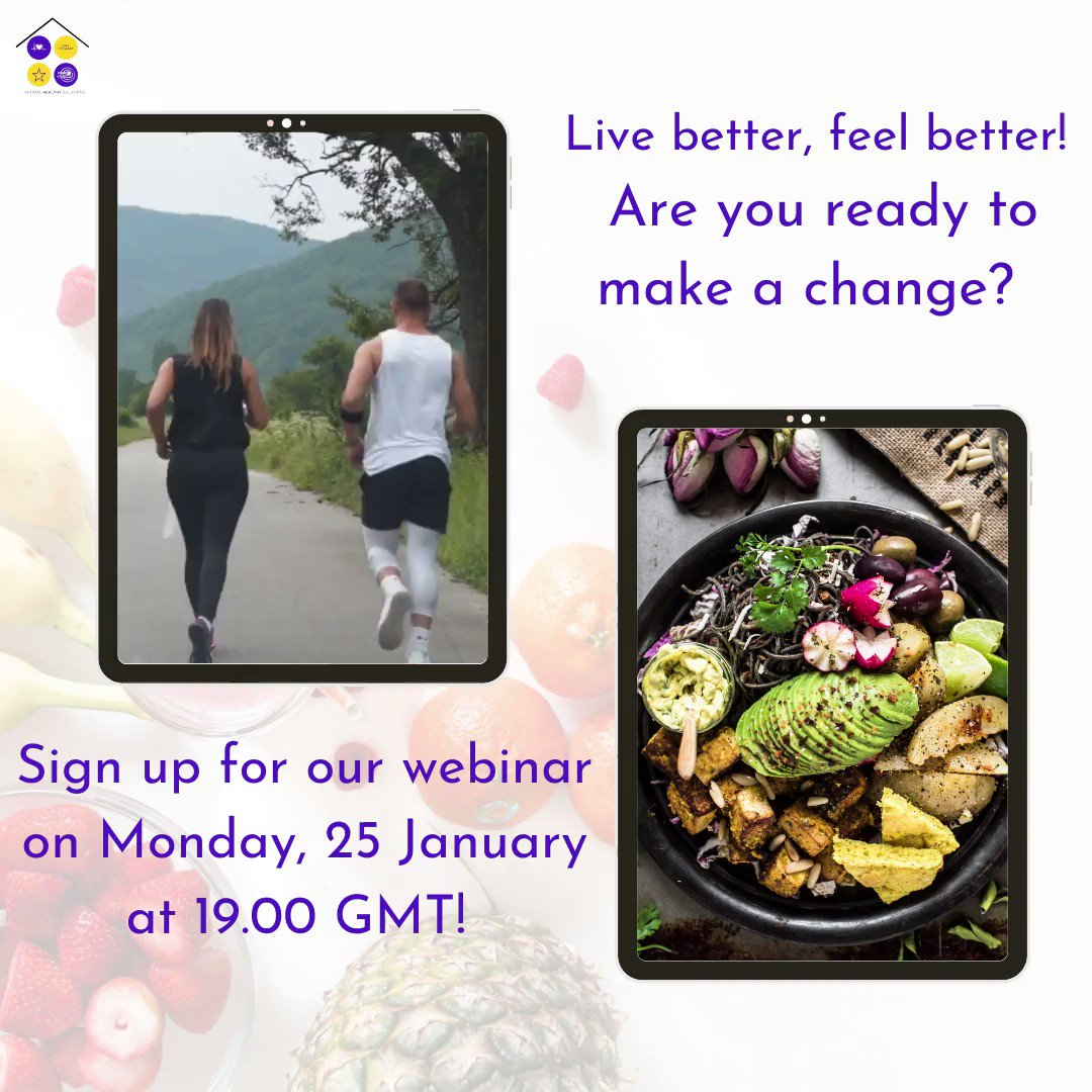 Getting It Done In 2021🌟   Join my free webinar to learn how to reset your health in 2021 to eat better, live better and feel better.  #HomeStretch21 #healthylifestyle #OptimalHealthySolutions #wellnessweghtloss2021 #relax #wellness #selfcare