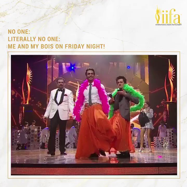 Relatable isn't it❓🤣  #IIFA #Bollywood #Meme @Riteishd @rampalarjun @bomanirani