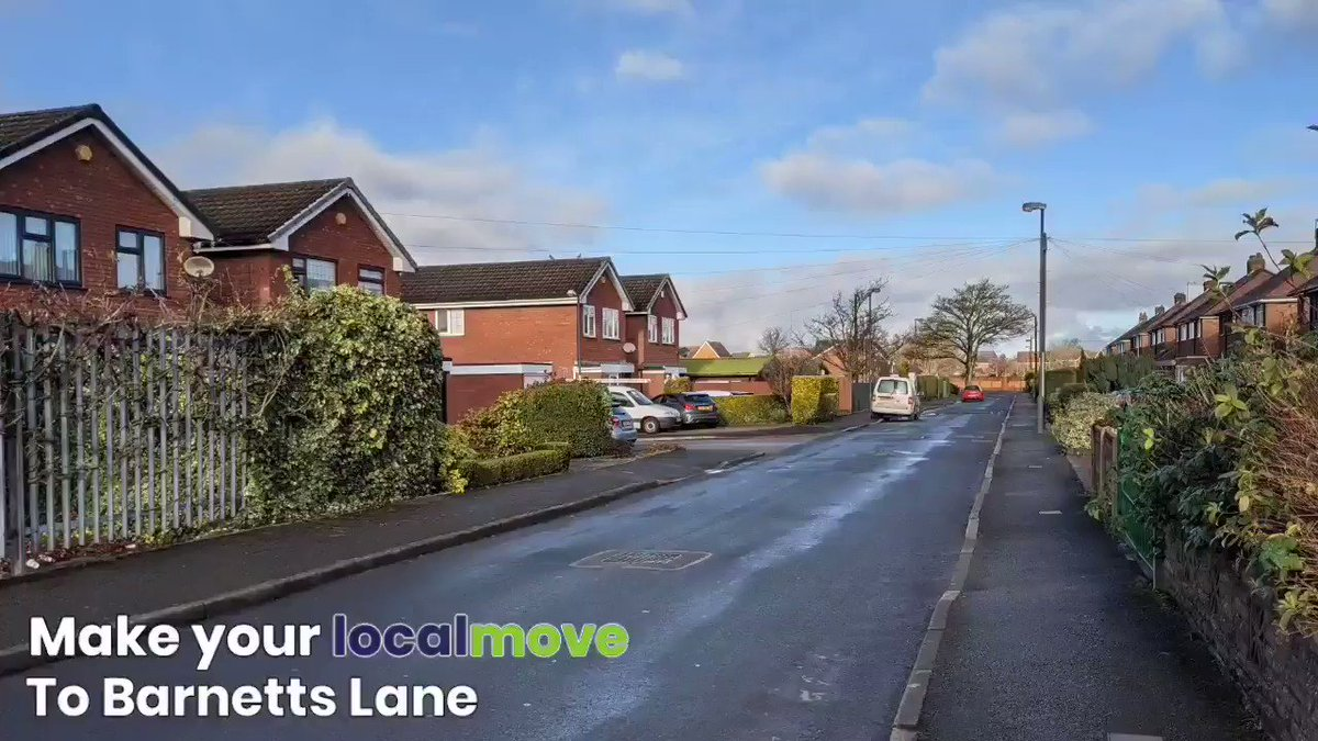 """Make your Local Move to Barnetts Lane """"The new local property portal for local sellers, buyers and estate agents""""  #house #property #home #forsale #walsall #streetly #pelsall #highgate #shelfield #aldridge #estateagent #brownhills #greatwyrley"""