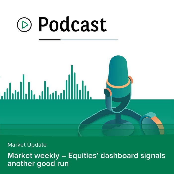 Can investors expect another bumper year for equities? Tune into our market weekly podcast for more:  🎙️#podcast