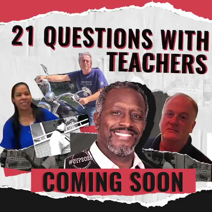 Teachers need superhuman powers to do their jobs. But behind the hero is a real person. Get to know the real teacher through our 21 questions.  Watch here:   #teachersmatter #21QuestionswithTeachers #teachers #fridaymotivation #fridayvibes