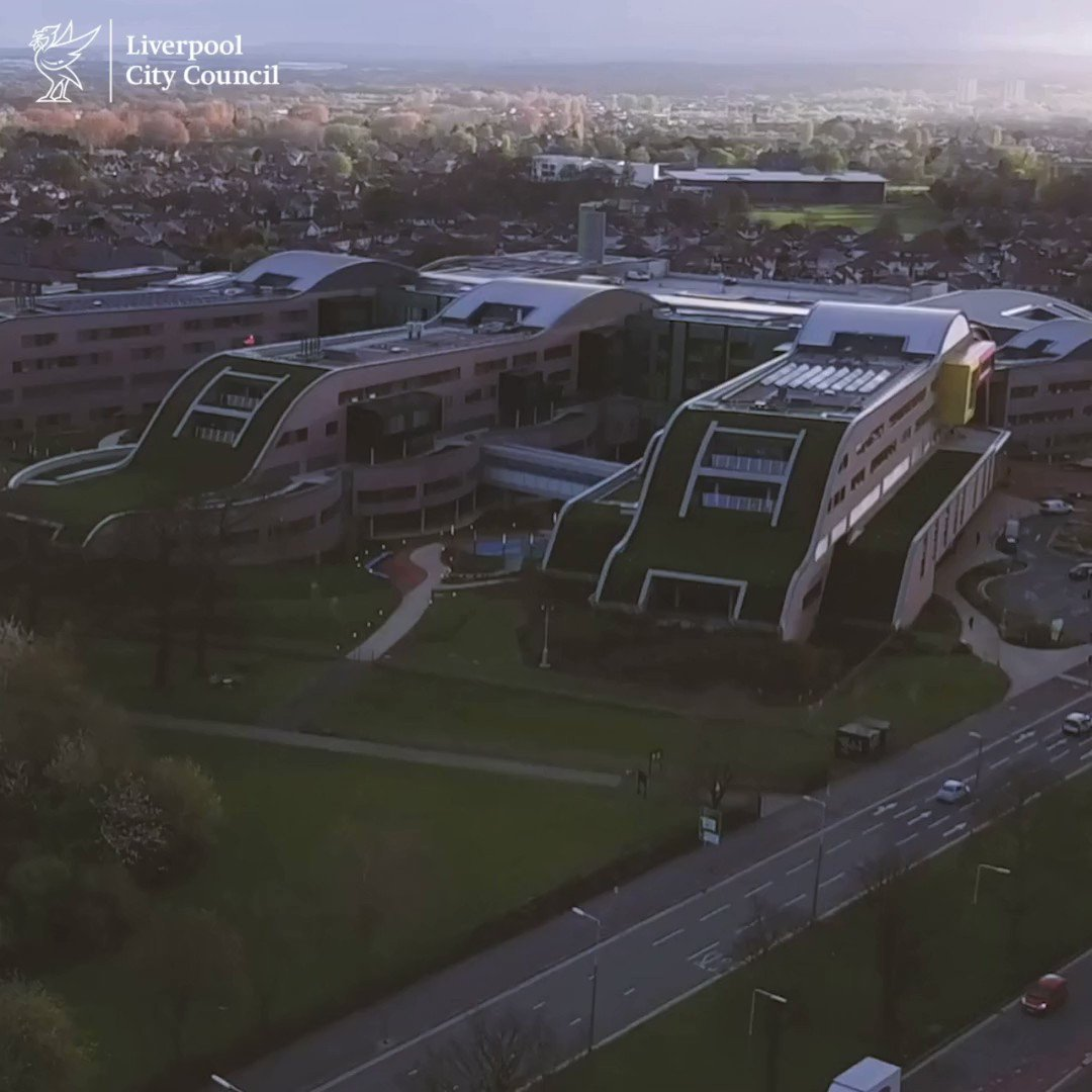 #Video | @AlderHey Children's Hospital is treating adult #Covid19 patients in a contained area of its intensive care unit to ease the pressure on other hospitals during the latest wave of the pandemic.   Care and treatment for chiIdren is not affected.  #Coronavirus #Liverpool