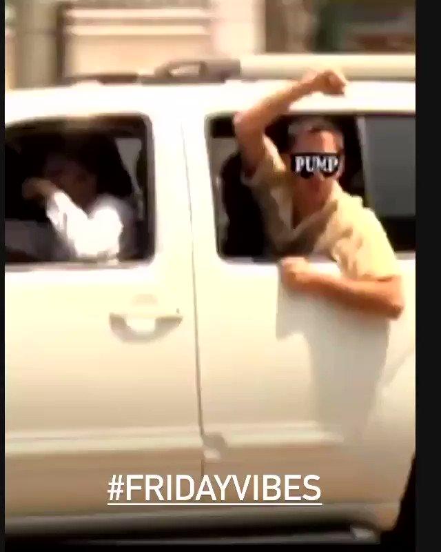 #fridayvibes @OfficialTandE
