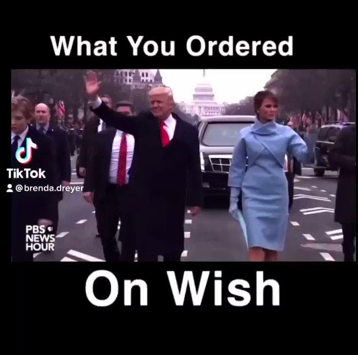 I have to return my order!!! #ImpeachBiden #ImpeachBidenNow #ImpeachmentDay