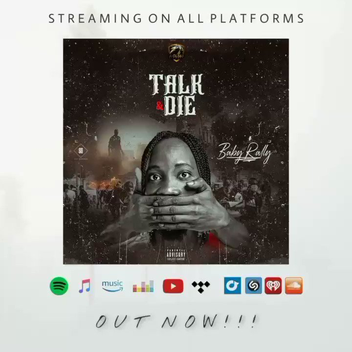 Dope song! #talkanddie ❤️🇳🇬 - reminds me Lekki Toll Gate #EndSARS