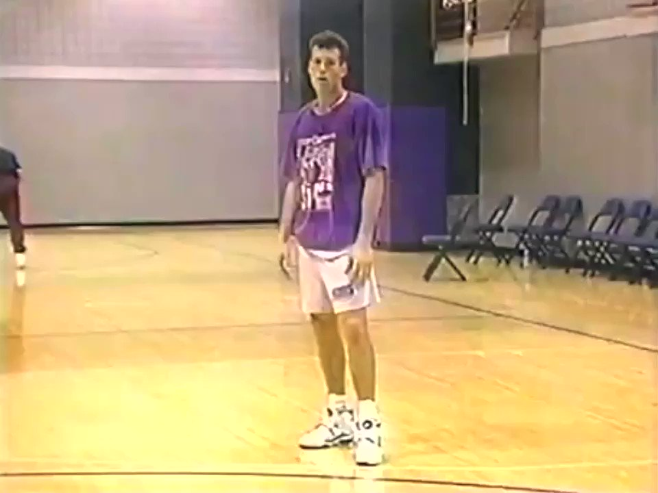 """How to """"Have Crazy Range (Like Me),"""" by Dan Majerle (1994)."""