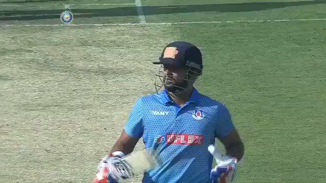 On This Day In 2018 ! 💙  SURESH RAINA Scored Unbeaten  126 Off 59 Balls Vs Bengal In Kolkata 1⃣3⃣ FOURS & 7⃣ SIXES🔥  #SureshRaina   @ImRaina   #Raina  #SyedMushtaqAliTrophy @UPCACricket