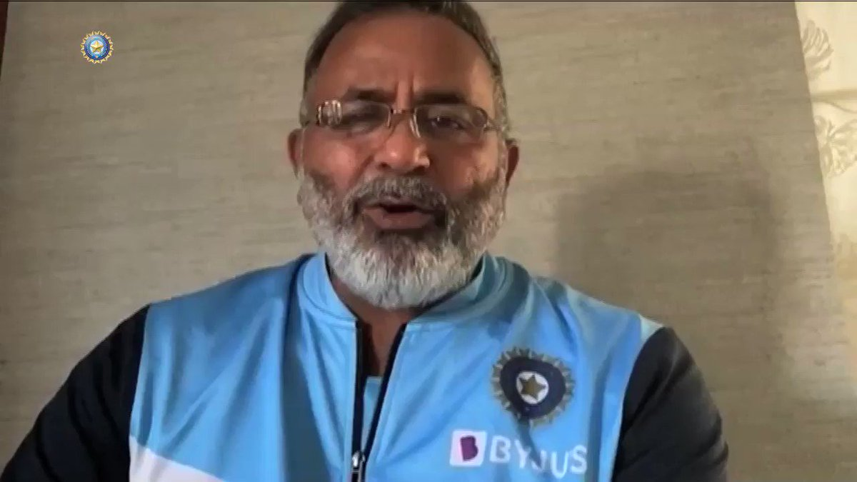 """🗨️ """"Kuldeep Yadav's time will come""""  Bowling coach B Arun felt the Chinaman will make a difference in the next tour & also lauded the team's overall bowling performance in Australia 👏🏻👏🏻  #TeamIndia"""