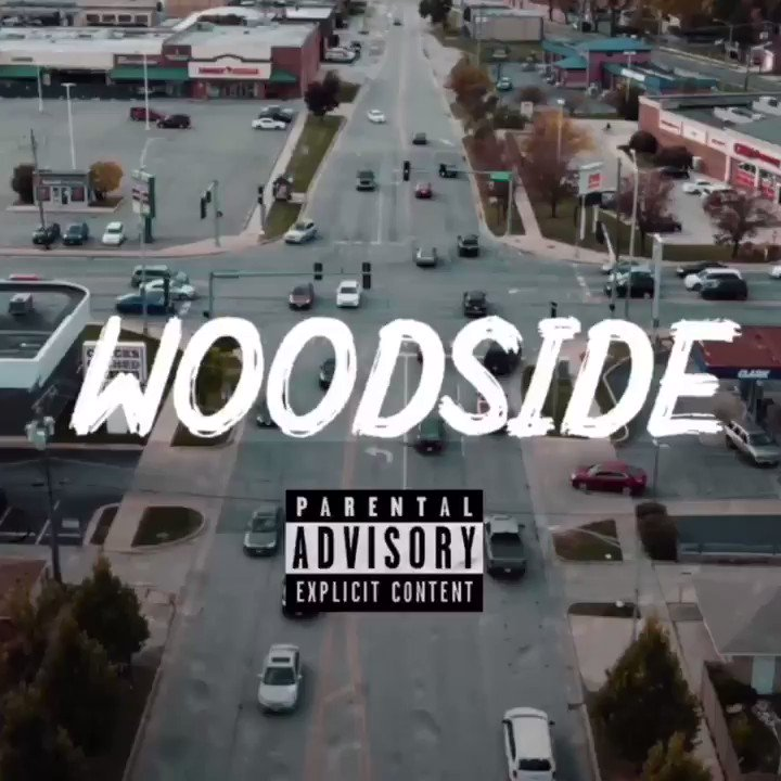Replying to @goldenchildmbk: Woodside ft. @jayairewoods ‼️ OUT NOW‼️ . . Link below