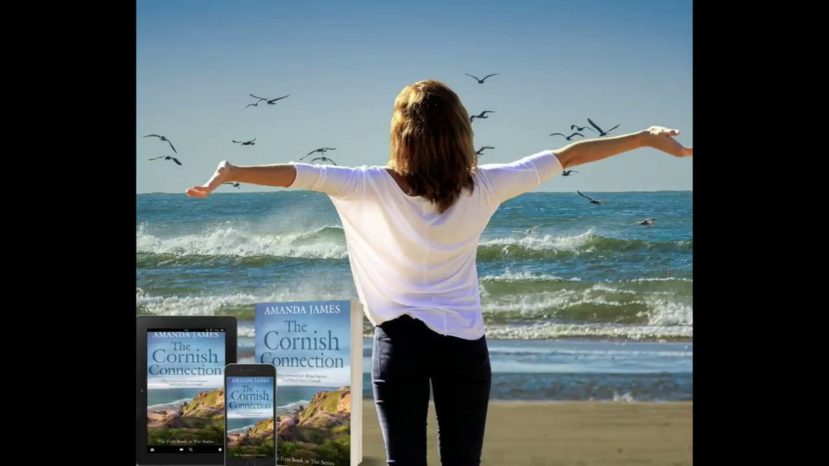 Curl up with a good book  this chilly #January day, and meet Nancy #Cornish.  An ordinary woman with an extraordinary secret!  ⭐️⭐️⭐️⭐️⭐️A compelling and unique series.   Books 1&2       #BookClub  #Cornwall #FridayFeeling