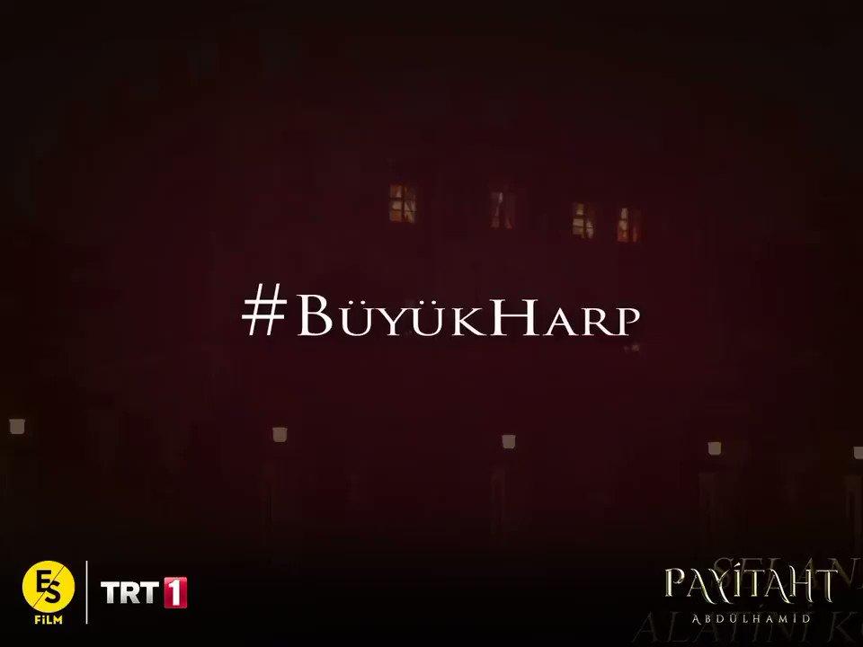 Bu akşam etiketimiz #BüyükHarp! Yorumlarınızı ve desteklerinizi bekliyoruz.