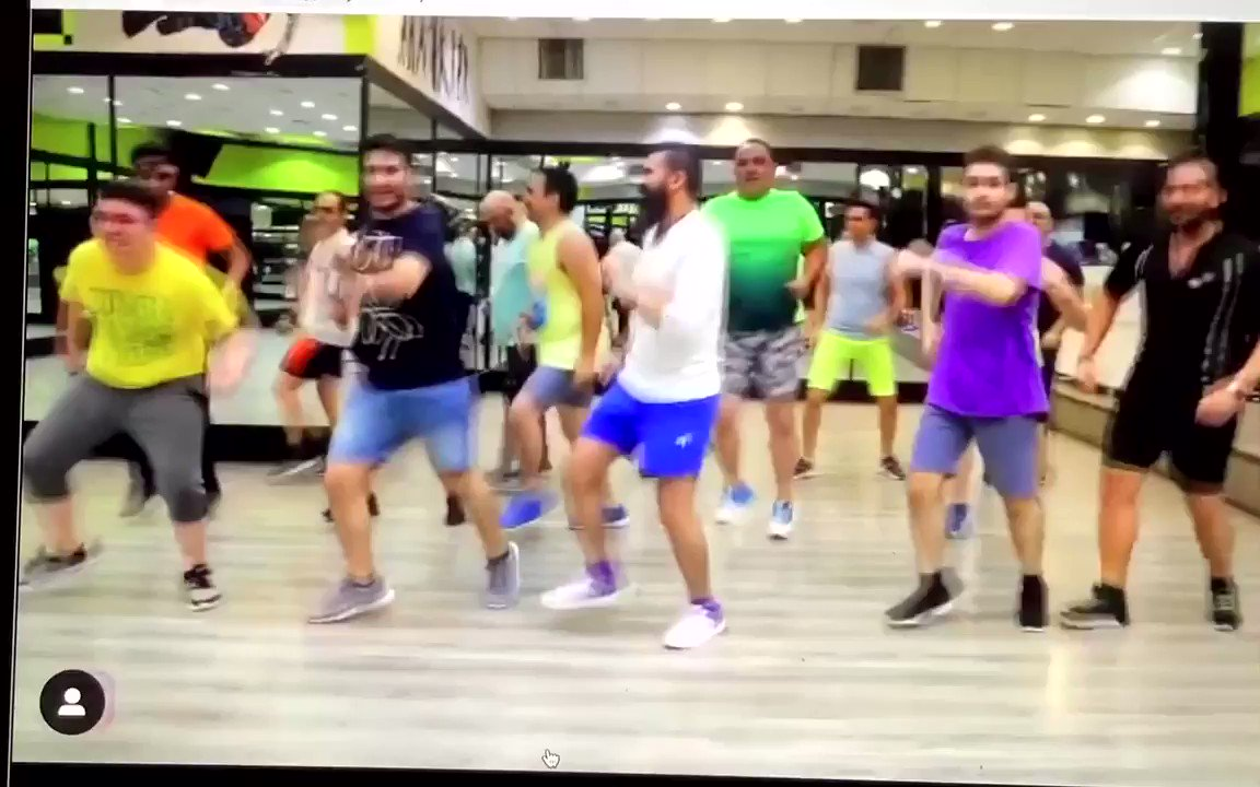 Who wants to go to Zumba classes in Iran?