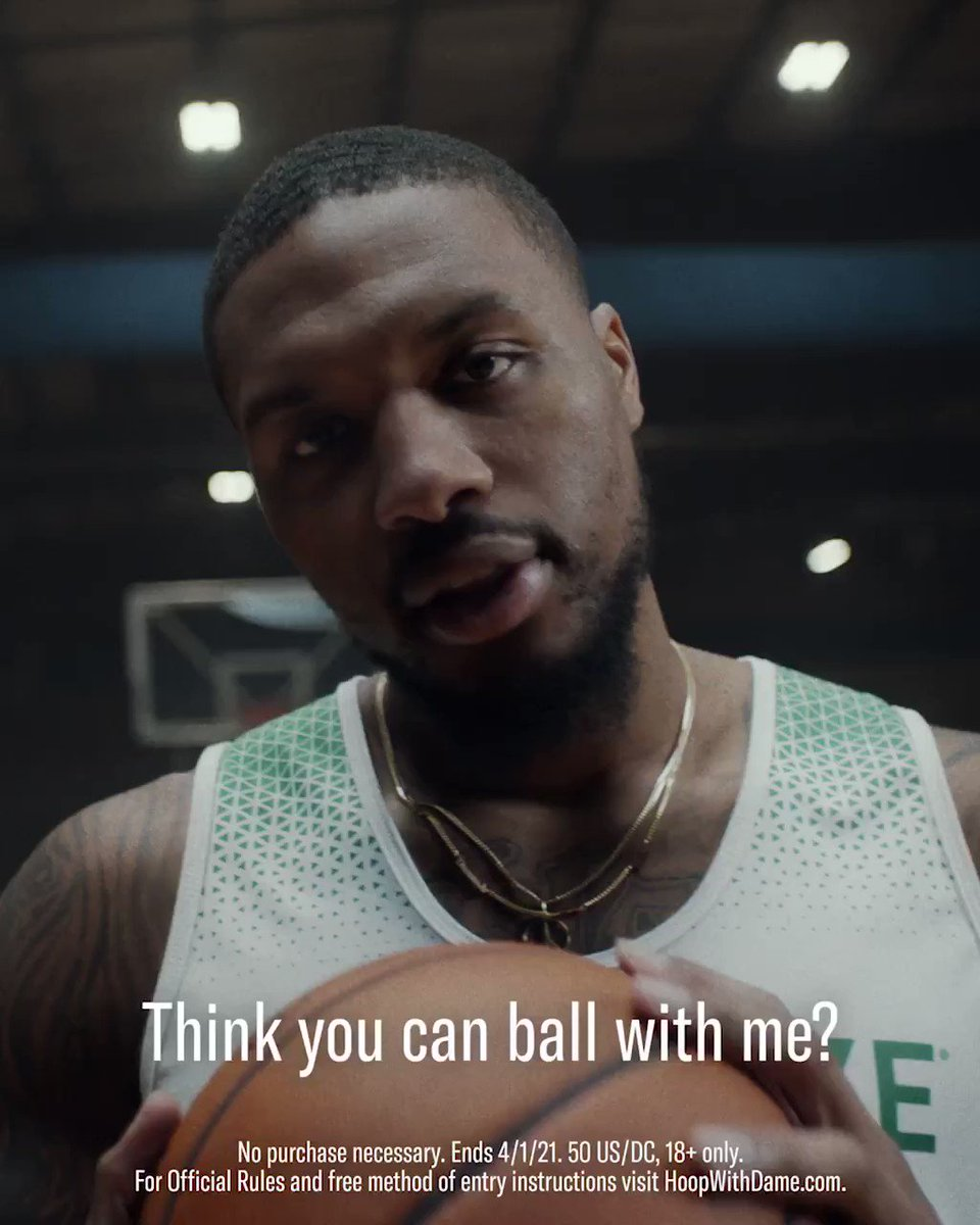 Want a chance to shoot hoops with 5X All Star Damian Lillard and win up to $100,000? Buy Biofreeze and upload your receipt at https://t.co/4ANc1SiIrn. #CoolThePain https://t.co/KK3BEETBBf