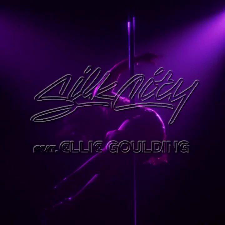 """#SILKCITY regresa con """"New Love"""" en colaboración con Ellie Goulding, ¿Ya viste el video oficial? 🕺🏻✨  @diplo, @MarkRonson"""