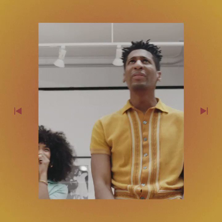 "Channeling @JonBatiste and dancing into the weekend like 🕺 Watch ""I NEED YOU"" now → https://t.co/2etWJFNPVZ https://t.co/EWBlbcW8YA"