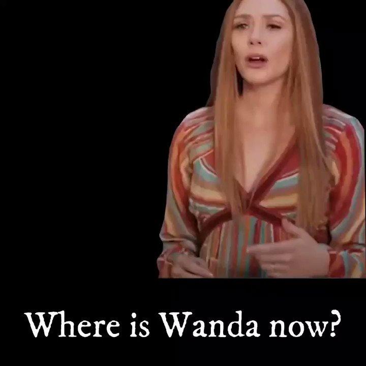 Where in the world is Wanda now? Tour the home from episode 3 at the link below. It's groovy.   #WandaVision @paulbettany  #WandaMaximoff #ScarletWitch #disneyplus #disneyplusstar #Wanda #bradybunch #thebradybunch