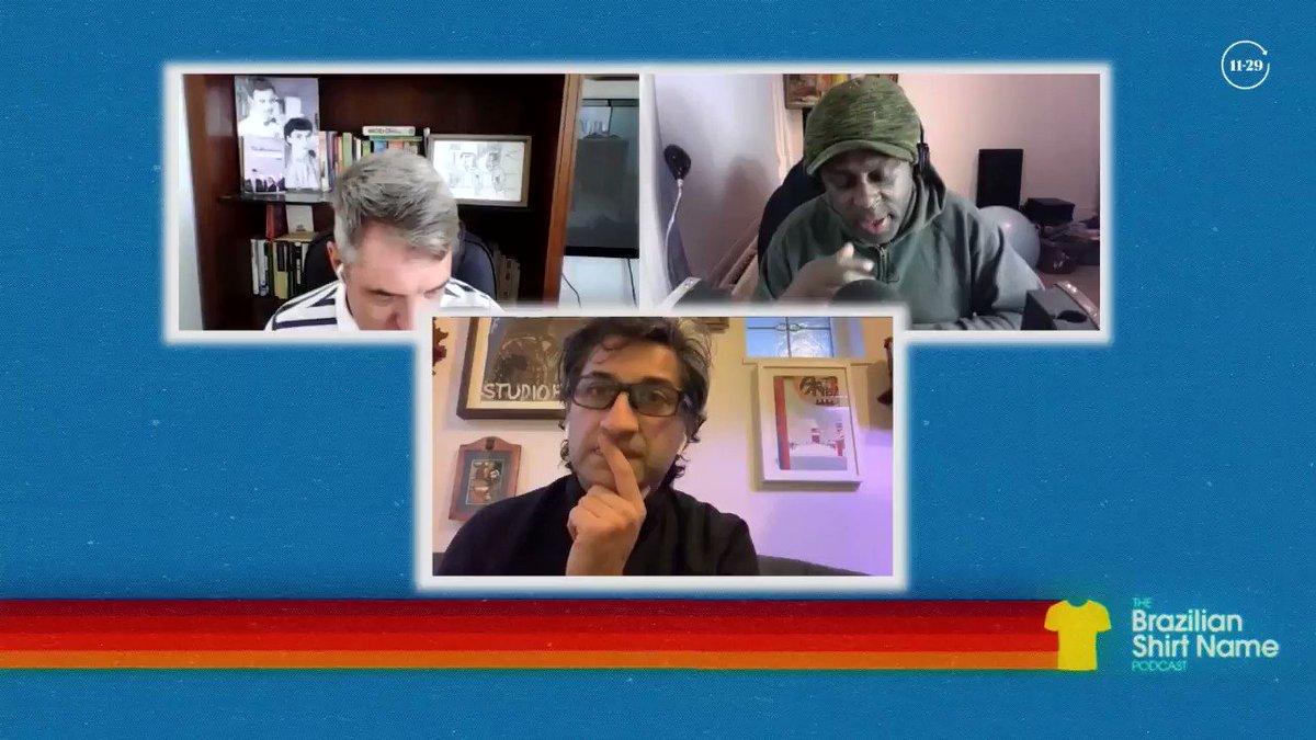 This Week:  @EniAlu on @LifeGoalsTD   @BetamaxBabylon talk 🍹  @AmericanXchgPod & @PodcastAlan talk 🇺🇸 politics   @MuraliEnd chat #AUSvIND 🏏  & @BrazilShirtPod welcomed @asifkapadia to chat Maradona