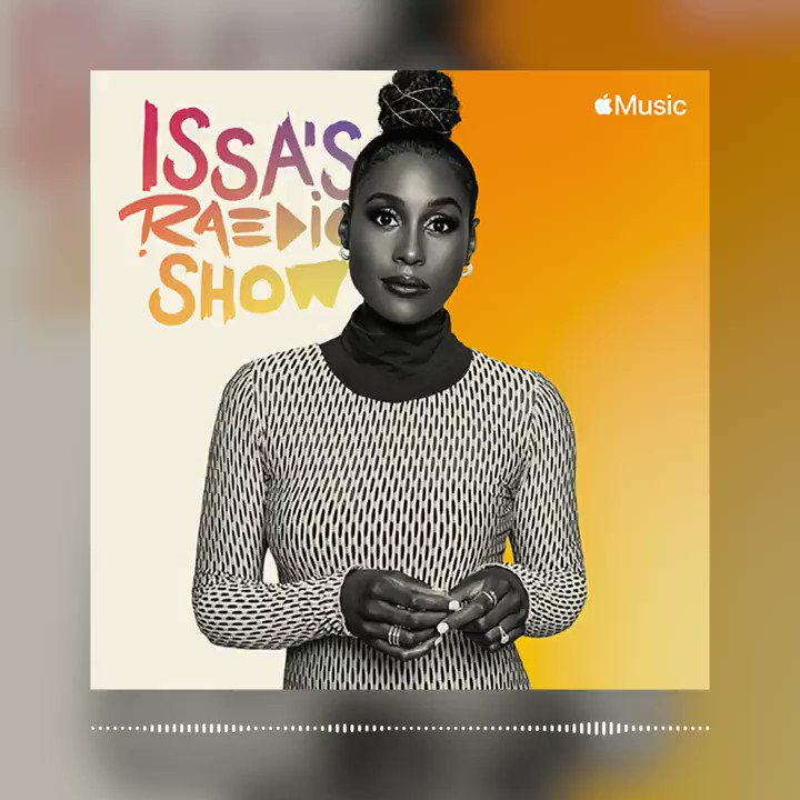 .@IssaRae takes us through her favorite music when she isnt listening to rap & r&b 🤔 Listen now: Apple.co/IssaRae and text playlist to 310.356.9895 to get access to this playlist and more playlist collabs we have coming! 🎶🎧 #AudioEverywhere #IssasRaedioShow