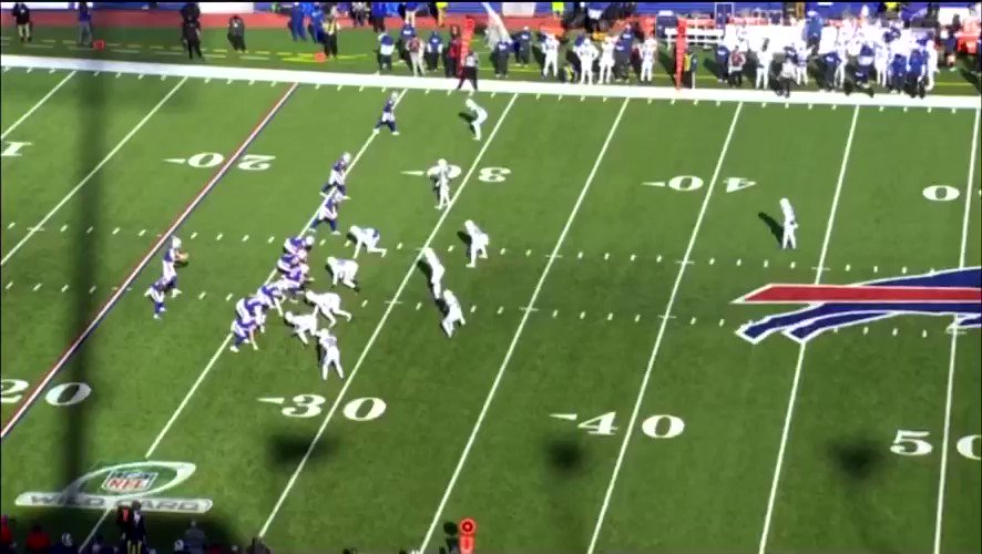 @stefondiggs and @JoshAllenQB have been on the same page all year. Recognizing and exploiting disguised coverages to make explosive plays! @gregcosell elaborates. @BuffaloBills