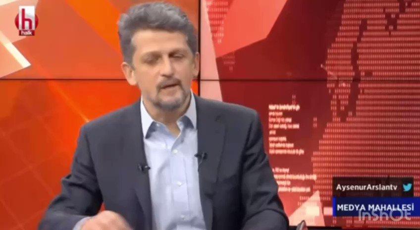 Hdp Milletvekili Garo Paylan, Chp'nin tv kanalında özerklik istiyor.   Chp-Hdp-İyi Parti İttifakı, kirli pazarlıkların ve gizli planların yapıldığı sinsi bir ittifaktır.