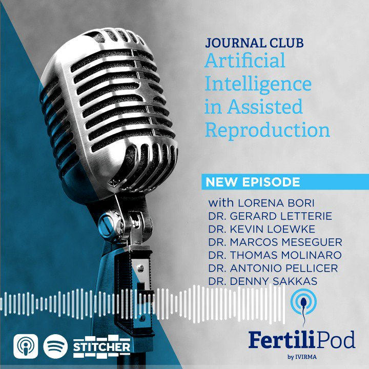 Image for the Tweet beginning: New #podcast episode! How is