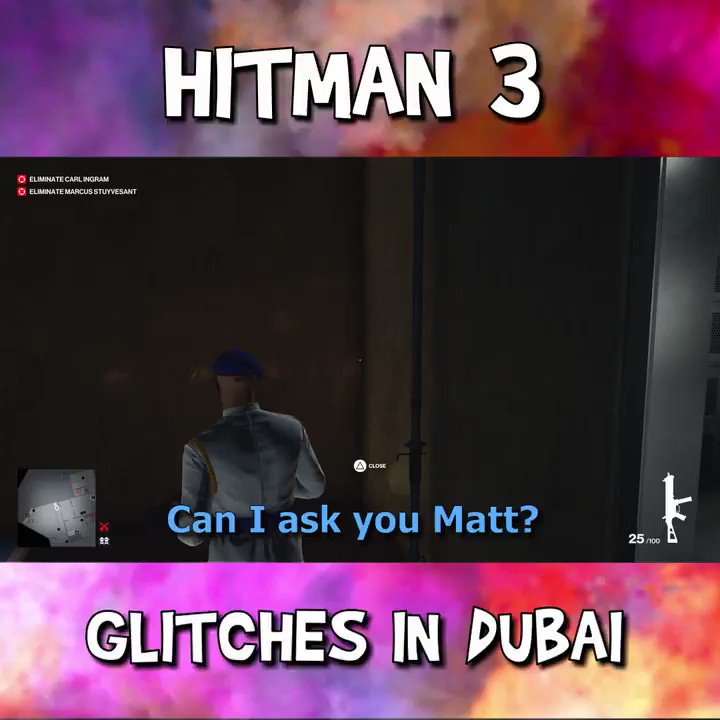 @IOInteractive Can you explain this?!!  Let's play in HITMAN 3 is up now BTW! Learn how to become Insta Famous with Hitman's new camera function!!   #Hitman3 #Dubai