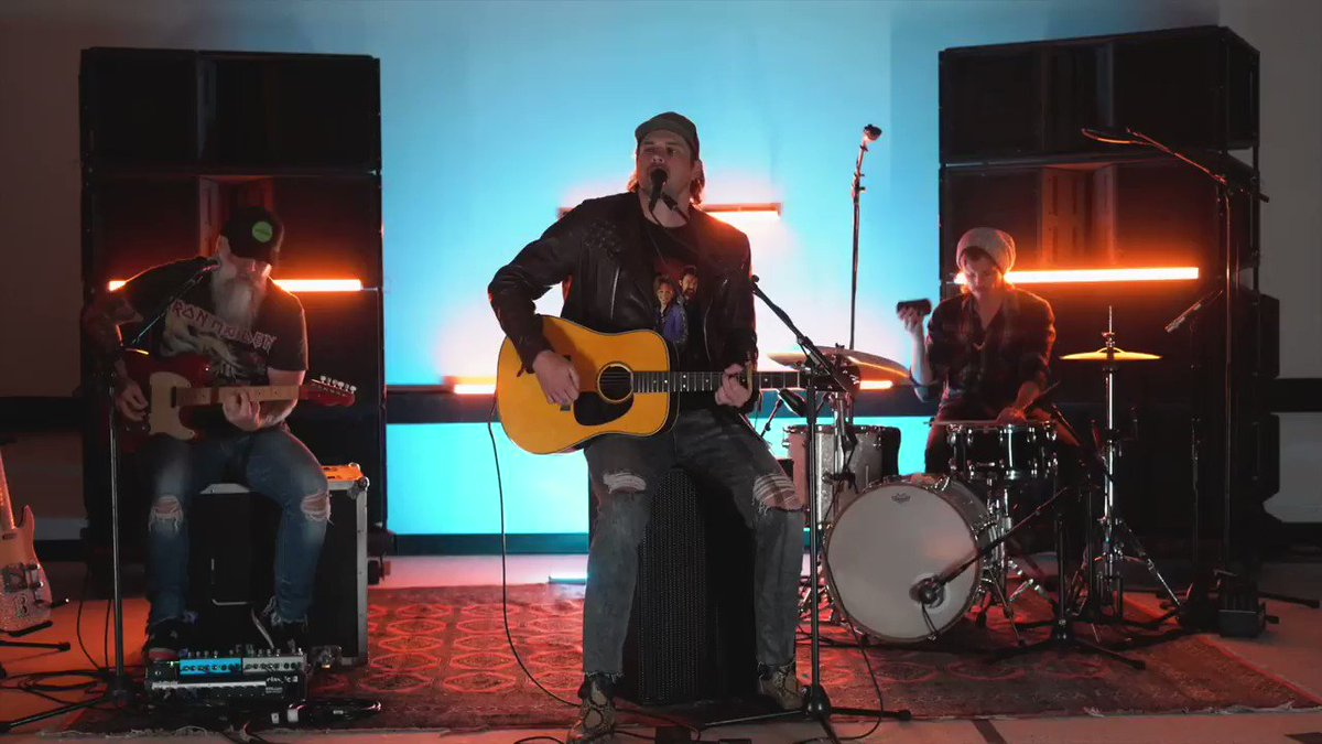 """I knew """"Look At Me Now"""" was something special the first time I heard it. So thankful I'm the guy that got to take it into the studio! Watch the acoustic video on @YouTube here:"""