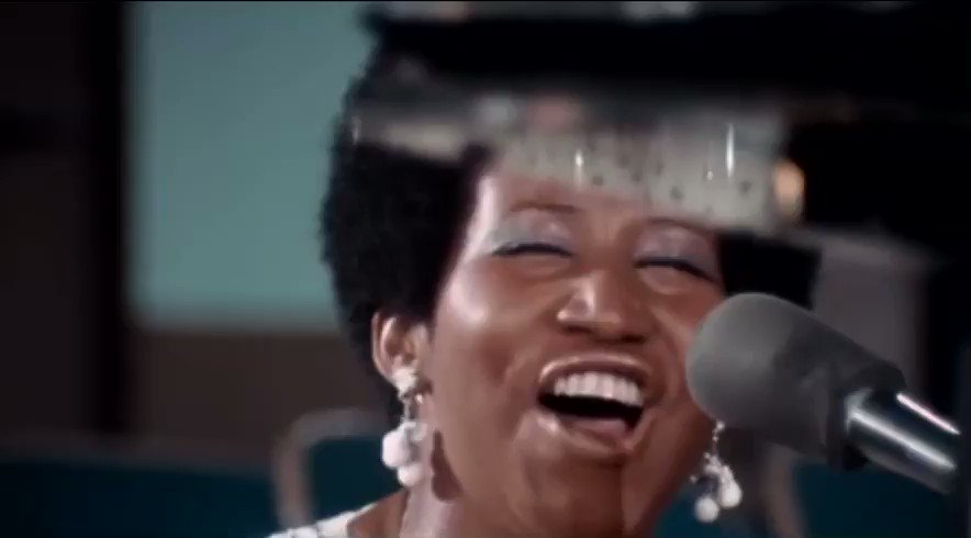 """Image for the Tweet beginning: """"It is the truth Aretha"""