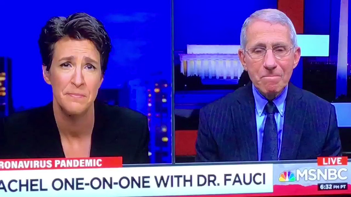 #RadicalLeftistAgenda                    🇺🇸Dr #Fauci dumps on the past President🇺🇸