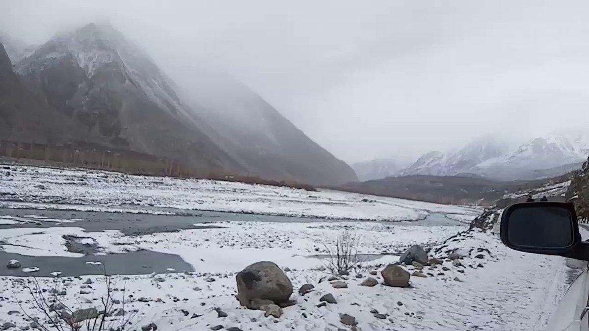 This is My GilgitBaltistan. #WINTER