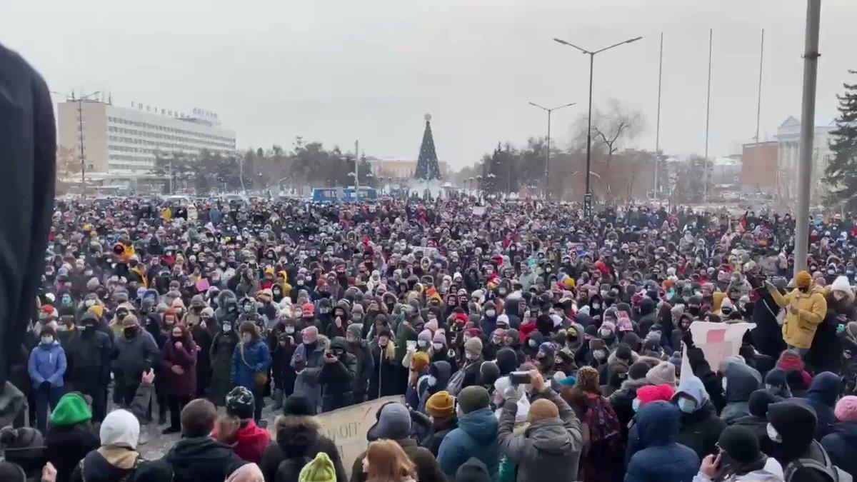 Иркутск: «Мы не уйдём!» https://t.co/9HIsGgXAcp
