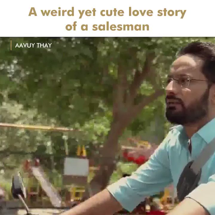 We are falling in love with this salesman, are you?  #CityShorTV #CityShorTVOriginals #WebSeries #CityShor #GujaratiMovies #GujaratiWebSeries #Movies #OTTPlatform #romanticmovie#romanticmovies#romanticshortfilm #romanticwebseries #romanticcontent  #aavuythaywebseries https://t.co/uLdKZ3JNey